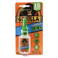 Gorilla Glue Instant Bond Superglue, 15 g Bottle, Clear GOR7600101