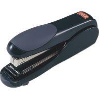 Max Flat-Clinch Standard Stapler, 30-Sheet Capacity, Black MXBHD50DFBK