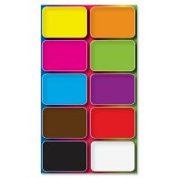 Ashley Colors Design Mini Whiteboard Eraser ASH78003