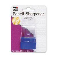 CLI Cone Receptacle Pencil Sharpener LEO80730