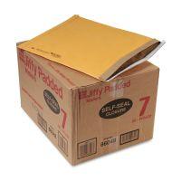 Sealed Air Jiffy Padded Self Seal Mailer, #7, 14 1/4 x 20, Natural Kraft, 50/Carton SEL64542