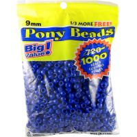 Darice Pony Beads Big Value Pack NOTM154655