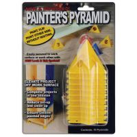 Painter's Pyramid Stands 10/Pkg NOTM465945