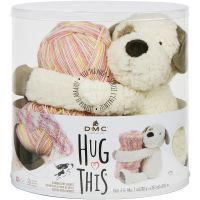 DMC Hug This! Yarn - Puppy NOTM064576