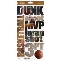 Pebbles Snapshot Stickers   NOTM438070
