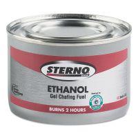 Sterno Ethanol Gel Chafing Fuel Can, 182.4g, 72/Carton STE20108