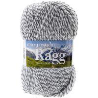 Mary Maxim Starlette Ragg Yarn - Gray NOTM449234