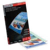 Swingline GBC EZUse Thermal Laminating Pouches, 5 mil, 9 x 14 1/2, 100/Box SWI3740473