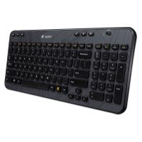 Logitech K360 Wireless Keyboard for Windows, Black LOG920004088