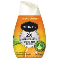 Renuzit Adjustables Air Freshener, Citrus Sunburst, 7 oz Cone DIA35000
