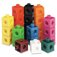 Learning Resources Snap Cubes 1-piece Activity Set LRNLER7584