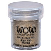 WOW! Embossing Powder Super Fine 15ml NOTM289248