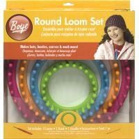 Boye Round Loom Set NOTM070412