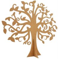 Beyond The Page MDF Large Family Tree NOTM450222