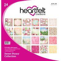 "Heartfelt Creations Double-Sided Paper Pad 12""X12"" 24/Pkg NOTM444606"