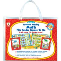 Math Activity Books