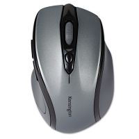 Kensington Pro Fit Mid-Size Wireless Mouse, Right, Gray KMW72423