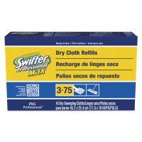 Swiffer Refill Cloths, 17 7/8 x 10, White, 16/Box, 6 Boxes/Carton PGC37109