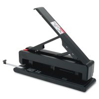 Business Source Effortless Two/Three-Hole Punch BSN62878