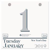 House of Doolittle Today Wall Calendar Refill, 6 x 6 HOD311