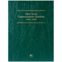 50 State Commemorative Quarter Folder NOTM156746