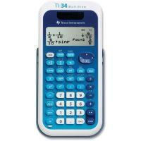 Texas Instruments TI-34 MultiView Scientific Calculator TEXTI34MV