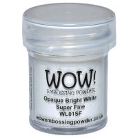WOW! Embossing Powder Super Fine 15ml NOTM289266