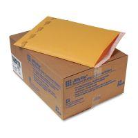 Sealed Air Jiffylite Self Seal Mailer, #6, 12 1/2 x 19, Golden Brown, 25/Carton SEL10191