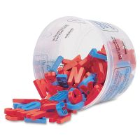 Pacon Magnetic Plastic Letters PAC27530