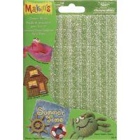 "Makin's Clay Texture Sheets 7""X5.5"" 4/Pkg NOTM156491"