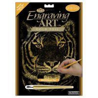 Gold Foil Engraving Art Kit   NOTM422187