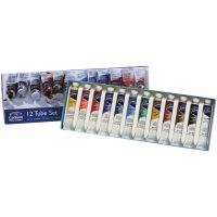 Cotman Watercolor Paints 8ml 12/Pkg NOTM134852