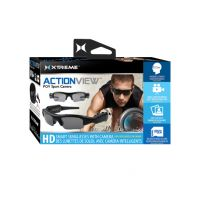 Xtreme Cables ACTIONVIEW Digital Camcorder - HD - Black SYNX4516554