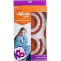 "Knitting Board Super Afghan Loom 11""X19"" NOTM071458"