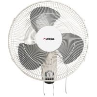Lorell Pull-chain Wall Mounting 3-speed Fan LLR49256