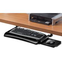 Fellowes Office Suites Underdesk Keyboard Drawer, 20 1/8w x 7 3/4d, Black FEL9140303