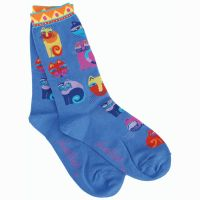 Laurel Burch Socks NOTM086182