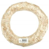 Floracraft Straw Wreath NOTM126746