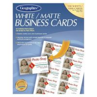 Geographics Business Cards GEO46102