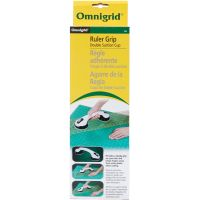 Omnigrid Double Suction Cup Ruler Grip NOTM087654