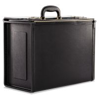 Tufide Classic Catalog Case, 18-1/4 x 8-3/4 x 13-1/2, Black STB251318BLK