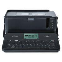 Brother P-Touch PT-D800W Commercial/Lite Industrial Label Maker, 17 Lines BRTPTD800W