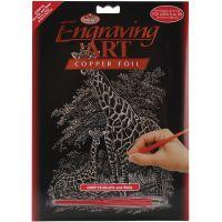 Copper Foil Engraving Art Kit   NOTM257416