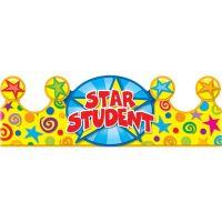 Carson-Dellosa Publishing Student Star Crown  CDP101020