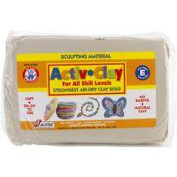 Activ-Clay Air-Dry Clay 3.3lb NOTM133985