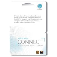 Silhouette Connect Plugin Download Card NOTM361529