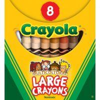 Crayola Large Washable Crayons NOTM406532