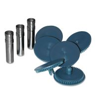 Swingline Replacement Punch Head for 160-Sheet High-Capacity Punch, 9/32 Diameter SWI74872