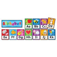Alphabet Bulletin Board Set CDP119004