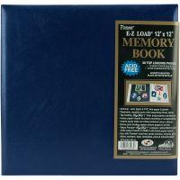 "Leatherette Post Bound Album 12""X12"" NOTM245916"
